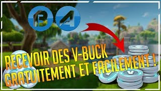 HOW to GET V-BUCKS FREE AND HOW TO BE ON FORTNITE!