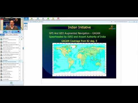 01 Dec 2017 Indian Space Programme Use of Space Technology in Governance by Dr. Harish C Karnatak