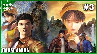 Let's play Shenmue 3 (PC) - Blind Playthrough - Dansgaming *Sponsored by Sega*