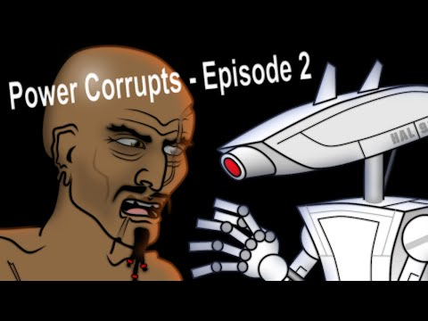 Where No God Treads (Power Corrupts S1E2)