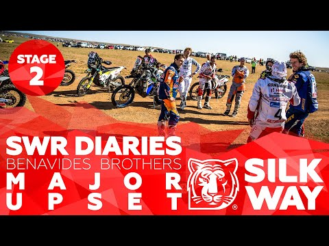 Match TV: Silk Road Rally Diaries - Benavides brothers MAJOR Upset | Silk Way Rally 2019🌏 - Stage 1
