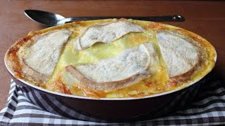 Tartiflette Recipe - French Potato, Bacon, and Cheese Casserole