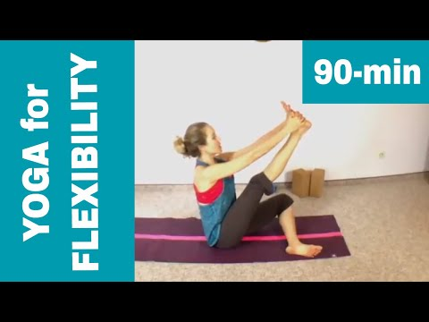 90-Minute Deep Hip and Hamstring {Flexibility and Strength}