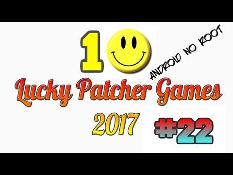 10 Lucky Patcher Android No Root Games List #22 October 2017