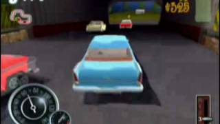 Chrysler Classic Racing Wii - Playthrough part 1