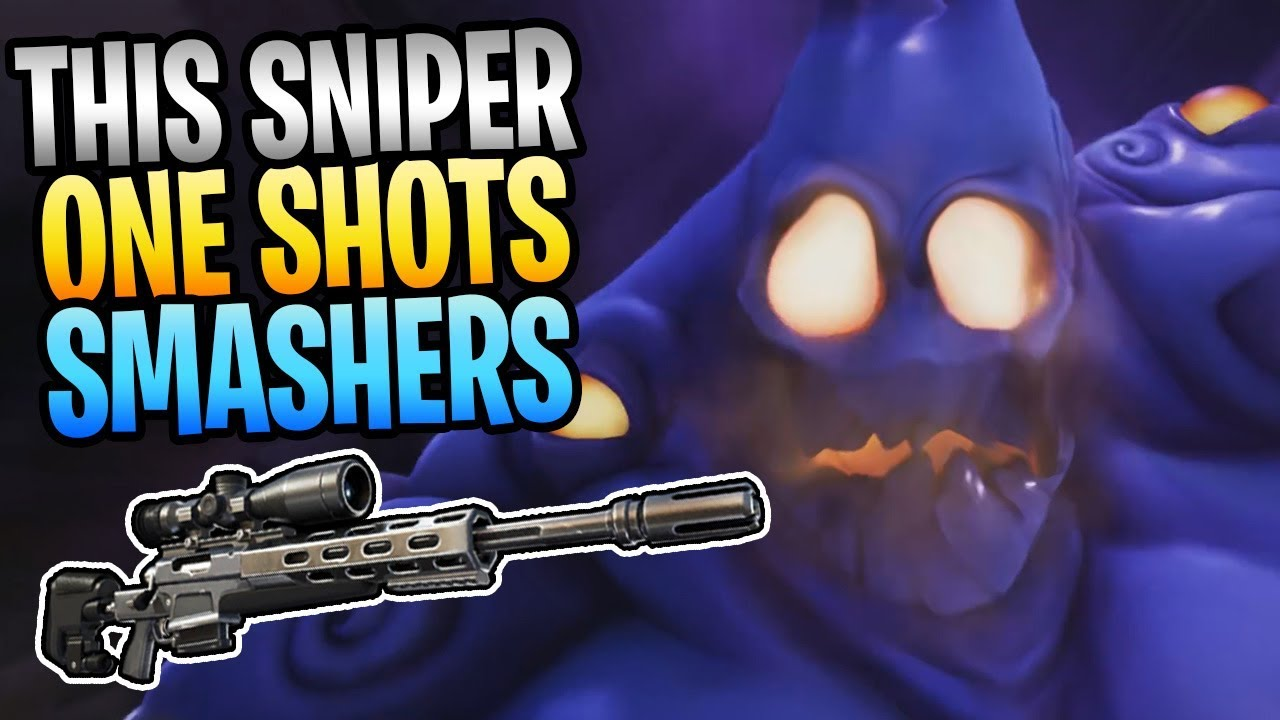 Download FORTNITE - The CLEANER Spec Ops Sniper Rifle One Shots Smashers!