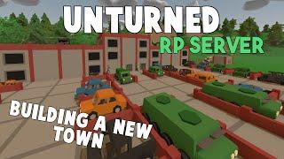 скачать игру unturned rp