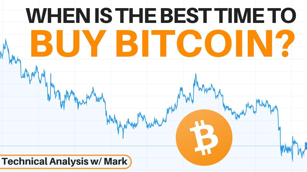what is the best time to buy bitcoin