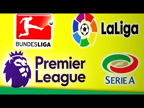 The Top 5 Richest Football Leagues In The World!