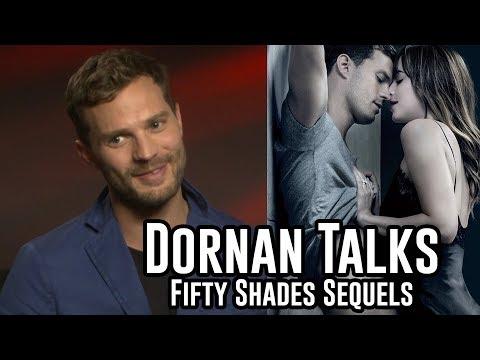 Jamie Dornan on Returning as Christian Grey in Fifty Shades Darker