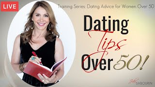 🔴Dating Tips For Women Over 50 | Engaged at Any Age | Jaki Sabourin