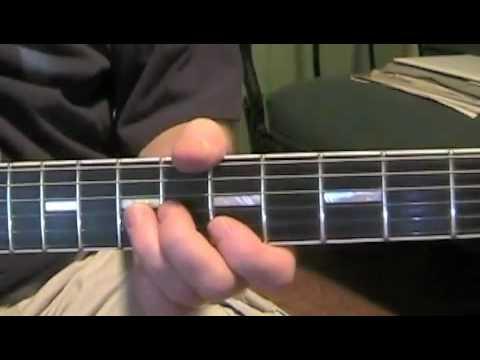 Matchbox Beatles guitar lesson solo mp3