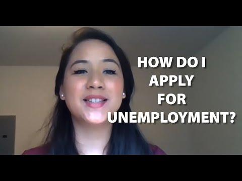 How Do I Apply For Unemployment? - Full Application Walkthrough