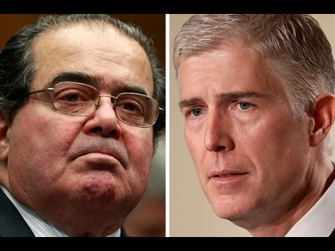 Trump Picks 'Baby Scalia' Neil Gorsuch For The Supreme Court