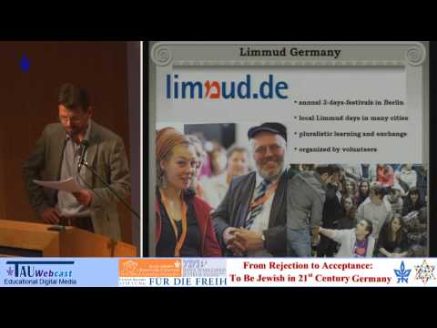 Structures and Programs of Jewish Education in Germany Today