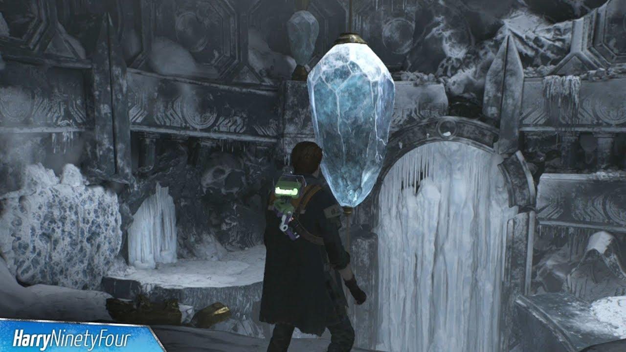 STAR WARS Jedi Fallen Order - Jedi Temple Walkthrough (Ice / Light Puzzle) thumbnail