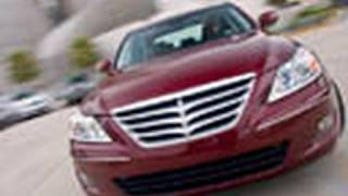 Hyundai Genesis Sedan Pictures Videos