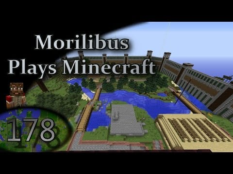Morilibus Plays Minecraft - S01E178 - TNT Factory Planning