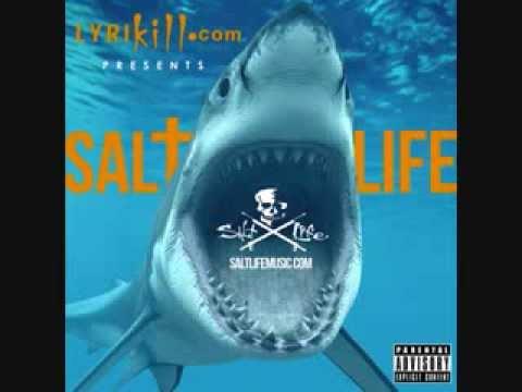 "Lyrikill's new album ""Salt Life Music"""