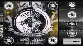 The Destroyer  - Bassdrum Research - Headfuck Records 15 Years Edition