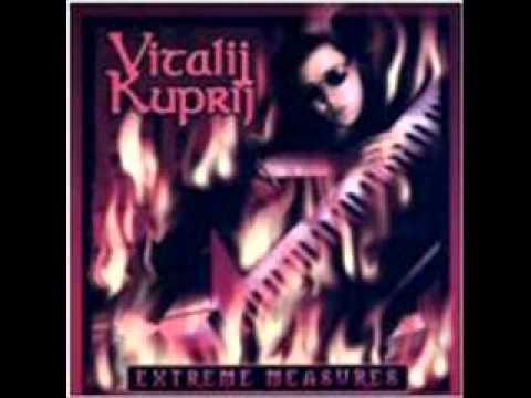 VITALIJ KUPRIJ - Crying In The Shadows (instrumental)