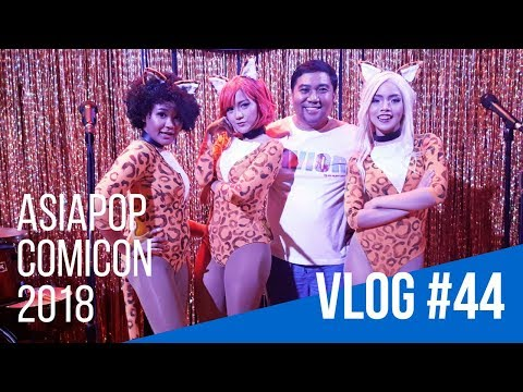 NETFLIX RULES ASIAPOP COMICON 2018