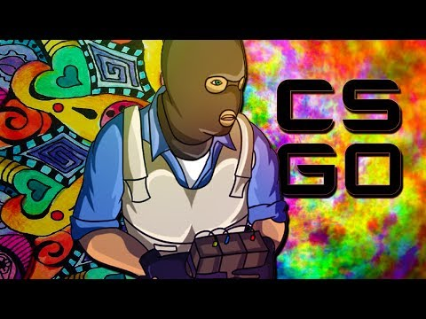 """GET A JOB YOU F#CK!NG HIPPIES!"" - CS:GO Funny Moments with The Crew!"