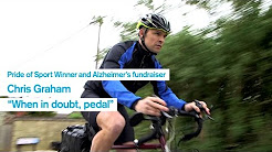 Stopping Alzheimer's one pedal at a time.