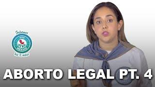 """""""Discriminación al no nacido""""  PT. 4"""
