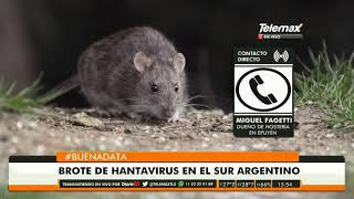 #Hantavirus   Miguel Fagetti (Comerciante en Epuyén) en #BuenaData