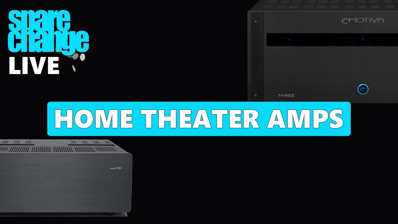 Best Home Theater Amps | Emotiva, Outlaw Audio, Rotel | Sunday April 28th  2019