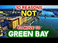 Top 10 Reasons NOT to Move to Green Bay, Wisconsin - YouTube