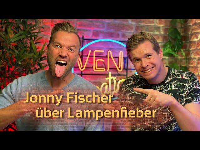 Jonny Fischer, Comedian Cabaret Divertimento über Lampenfieber | SVENsationell #1