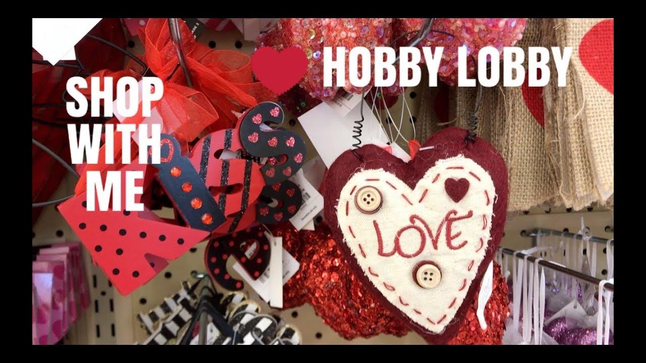 HOBBY LOBBY Valentines Day