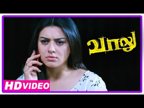 Vaalu Tamil Movie | Scenes | Hansika Gets Angry At Simbu | Santhanam