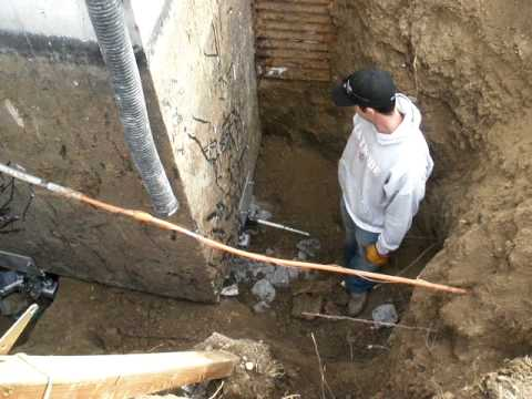 how to fix a sagging foundation