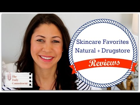 Skincare Favorites | Natural + Drugstore | Jennifer L  Scott