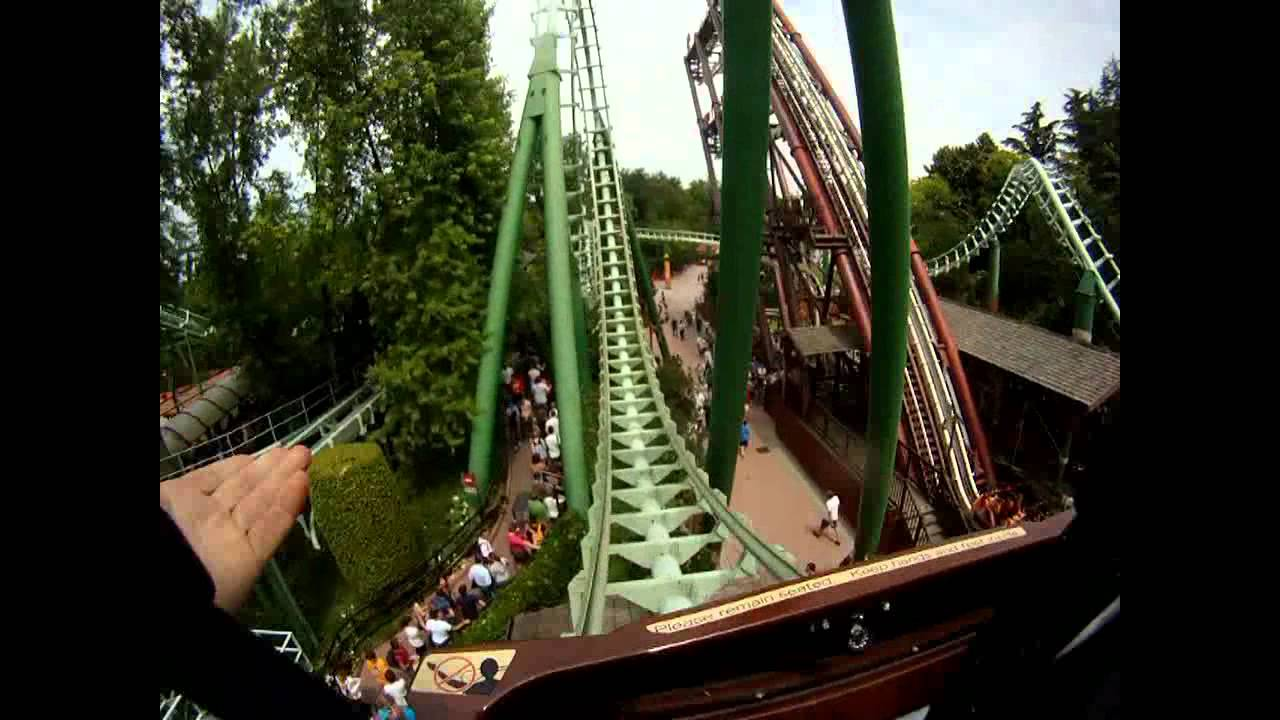 Popolare Gardaland - Magic Mountain - on board HD - YouTube TW57