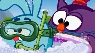 Смешарики 2D - Рецепт хорошего отдыха | Мультики для детей(Смотрите также свои любимые серии про: Нюшу http://bit.ly/Nusha_smeshariki Кроша http://bit.ly/Krosh_smeshariki Ёжика http://bit.ly/Ezik_smeshariki..., 2011-06-16T14:25:52.000Z)