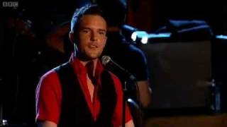 Brandon Flowers - When you were young live @ Maida Vale Studios