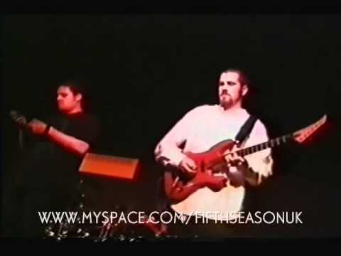 FIFTH SEASON 'SLEEPING VISION' LIVE @ THE BREWERY UK 1998