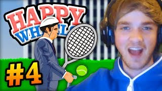 "Happy Wheels - Ali-A Plays #4 - ""RIP HAPPY WHEELS?!"""