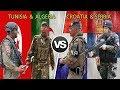 TUNISIA & ALGERIA vs CROATIA & SERBIA  Military Power Comparison 2019