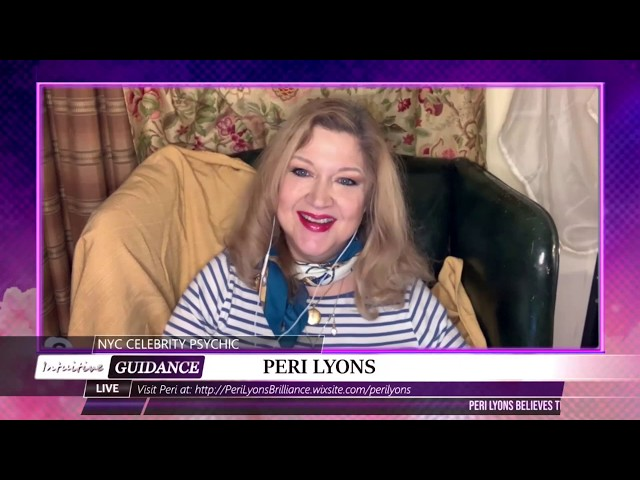NYC Celebrity Psychic - March 25, 2020