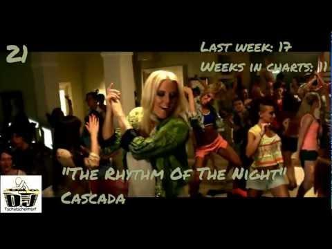 Deutsche Top 30 Dance / House Charts 2012 September.02 (HD) [HQ]