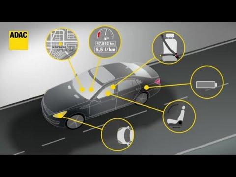 Was geschieht mit den Fahrzeugdaten? / Neue ADAC-Untersuchung zeigt: Hersteller sammeln Informationen in großer Menge / keine Transparenz für Verbraucher