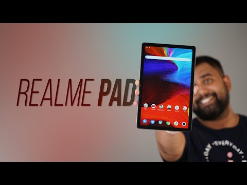 Realme Pad: A Simple Budget Tablet!