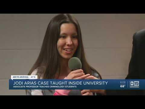 Florida University Class Is Teaching Course On Jodi Arias