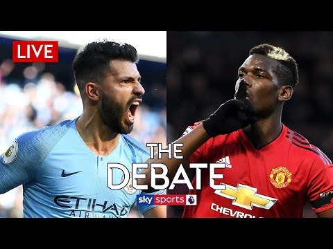 LIVE! Can Jose Mourinho overcome Manchester City? | The Debate | Gordon Strachan & Danny Mills