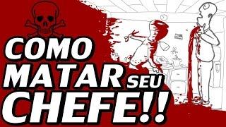 MATANDO VIOLENTAMENTE O CHEFE!!! (+16) - Whack Your Boss
